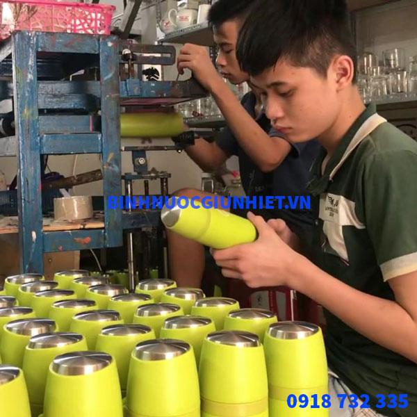 Xưởng sản xuất bình giữ nhiệt