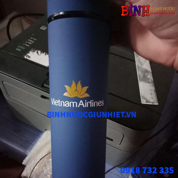 Bình giữ nhiệt in logo thương hiệu