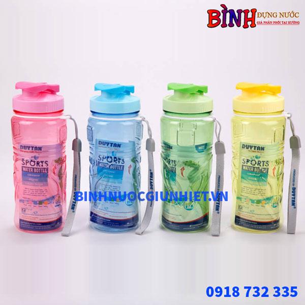 Bình nước nhựa Duy Tân dung tích 350ml
