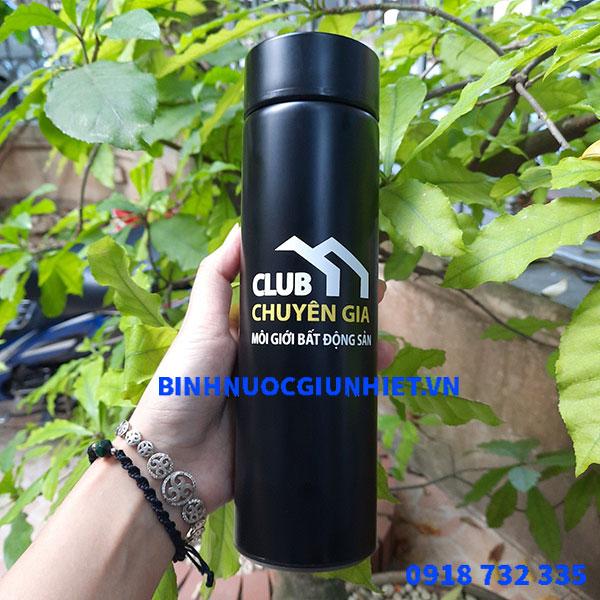 Bình giữ nhiệt câu lạc bộ CLUB môi giới bất động sản