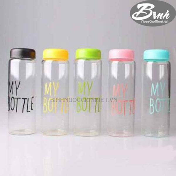 glass my bottle